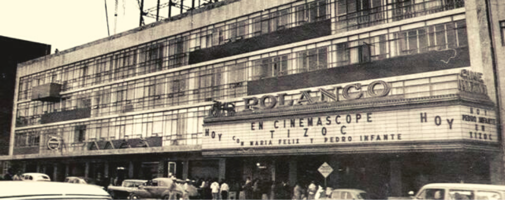 cine polanco